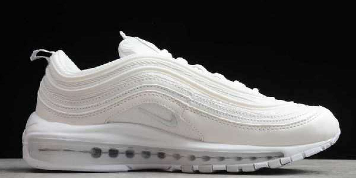 Nike Air Max 97 SE Worldwide Pack White/Blue Fury-Volt 2020 CZ5607-100 For Sale Online