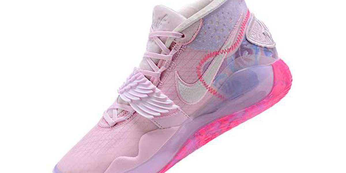 """WMNS Nike KD 12 """"Aunt Pearl"""" Multi-Color 2020 Newest CT2740-900 For Sale Online"""