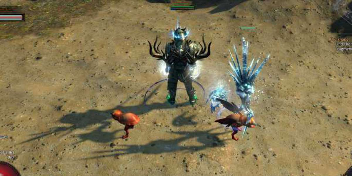 GGG has added some new system mechanisms to Path of Exile