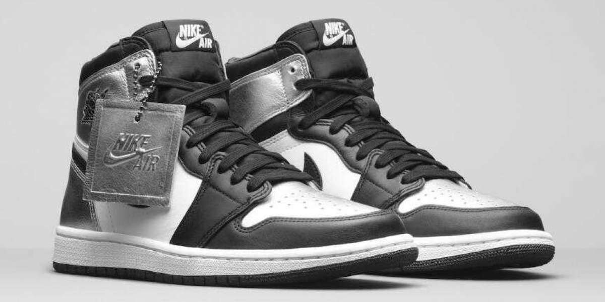 Where to Buy New Sale Air Jordan 1 high OG Silver Toe Footwear ?