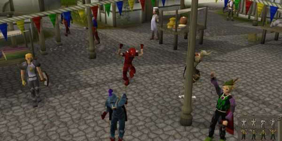 I have been playing runescape