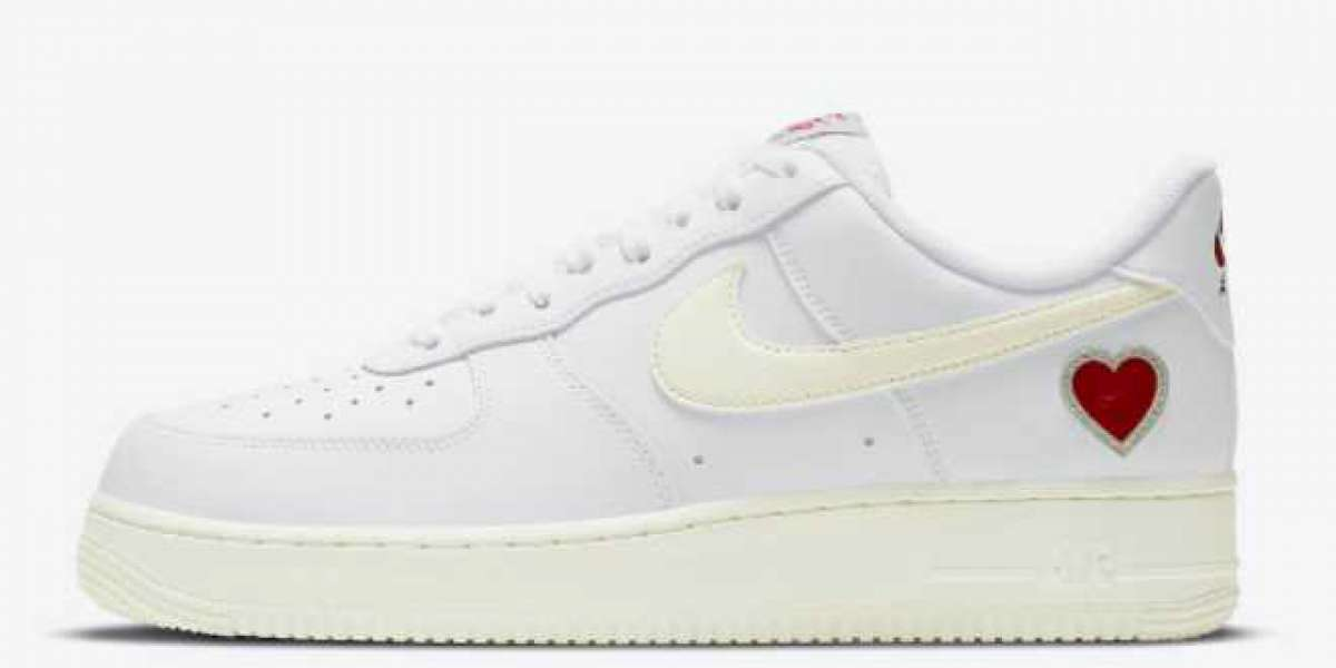 "Nike Air Force 1 ""Valentine's Day"" to release in February 2021"