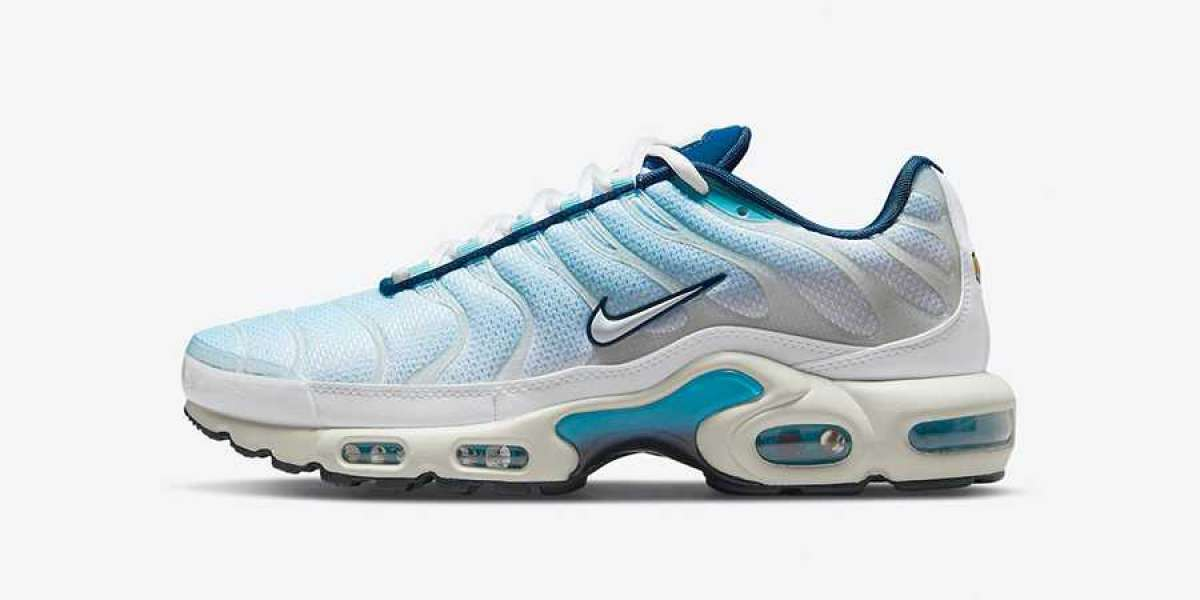 Nike Air Max Plus Sky Blue/White CZ1651-400  Is Coming
