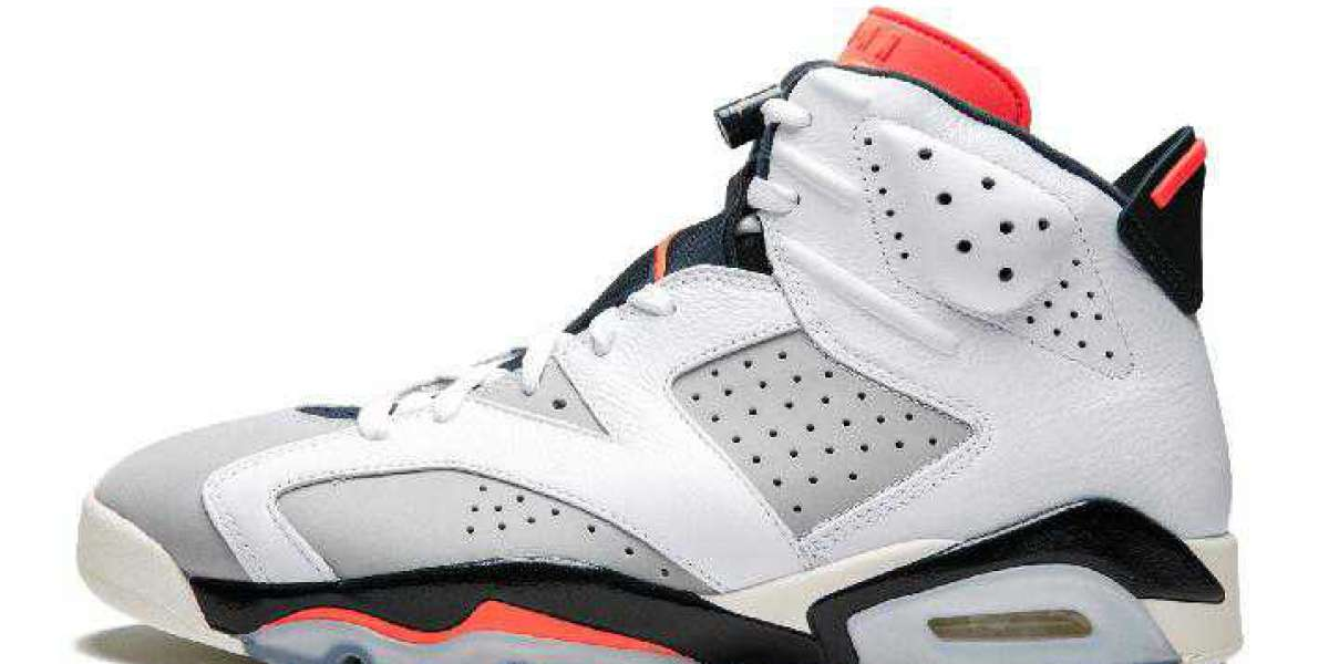 """Air Jordan 6 """"Tinker"""" 384664-104 Daily Use Evaluation,Simple and practical!"""
